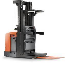 Picker Forklift by Picker Truck Narrow Aisle Order Picker Toyota Forklifts