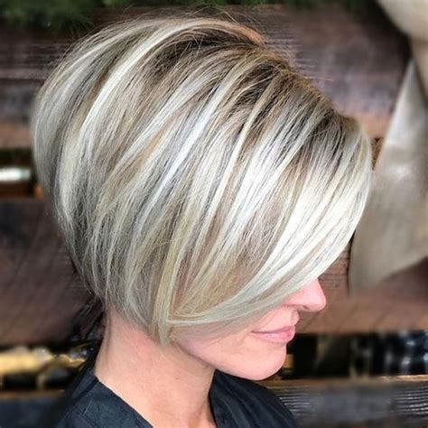 minimally stacked bob 56 stacked bob hairstyle for the style year 2018 style