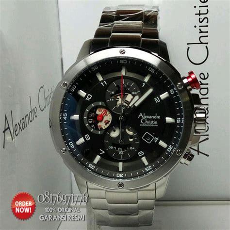 Jam Tangan Alexandre Christie Rantai Terbaru jam tangan alexandre christie ac6453 rantai sporty original