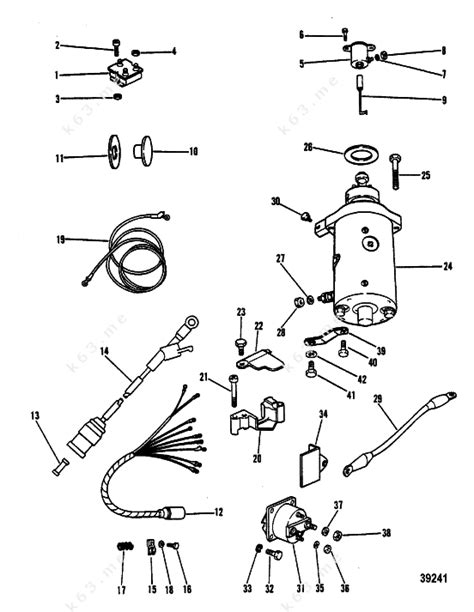 mercury outboard rectifier wiring diagram free picture