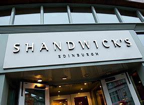 Restaurant Gift Cards Edinburgh - shandwicks in edinburgh