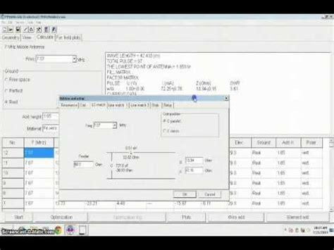 qucs tutorial youtube antenna design with xnec2c doovi