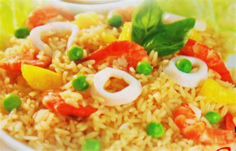 resep masakan nasi goreng seafood lezat