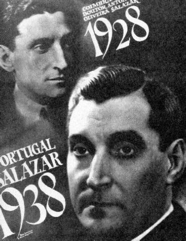 Dez anos de Salazar | História de portugal, Cartaz