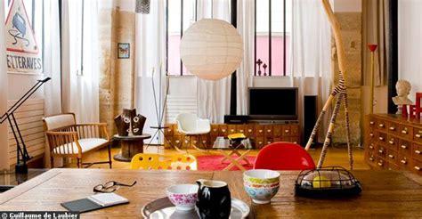 d 233 co vintage pour les 68 m2 d un loft color 233 c 244 t 233 maison fr