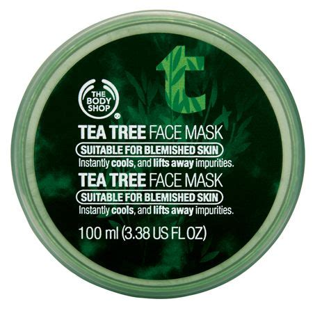 Masker Tea Tree Shop tea tree mask the shop products