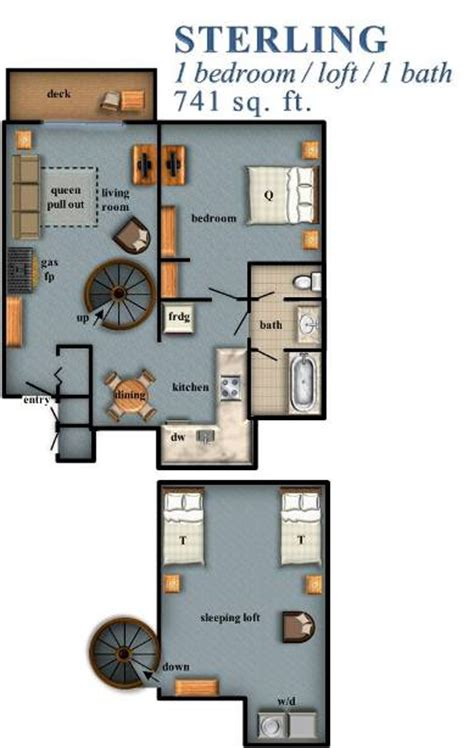 sample floor plans for homes