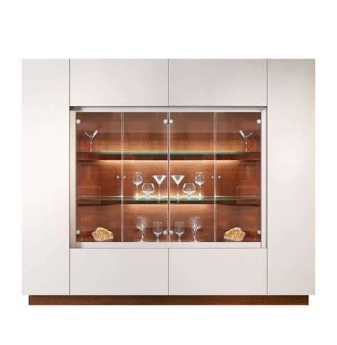 Modern Curio Cabinets by Jamison Display Cabinet Modern Glass Curio Concealed