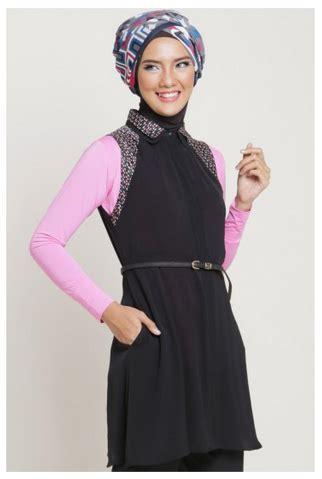 Baju Muslim Formal Koleksi Busana Muslim Formal Elegan Terbaru 2017 Fashion