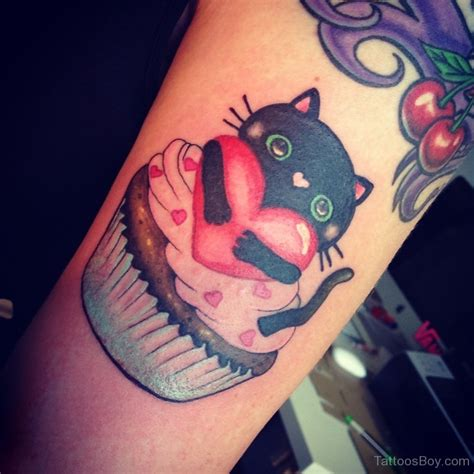 cute cupcake tattoo designs cakes cupcakes tattoos designs pictures