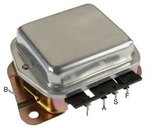 Ford Voltage Regulator Ford Type Alternator Voltage Regulators