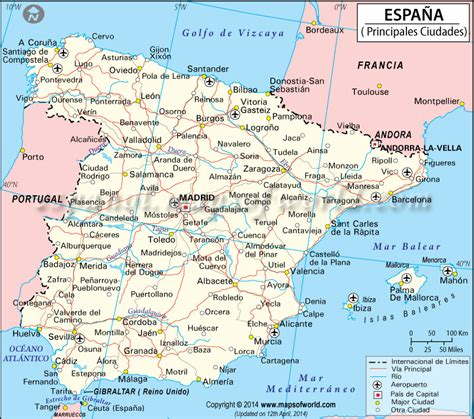 espana map mapa de espa 241 a world map weltkarte peta dunia mapa mundo earth map