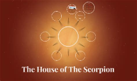 house of the scorpion summary the house of the scorpion by charleigh brisson on prezi