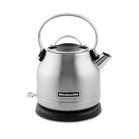Kitchen Tea Kettle Kitchenaid 174 Form Tea Kettle Williams Sonoma