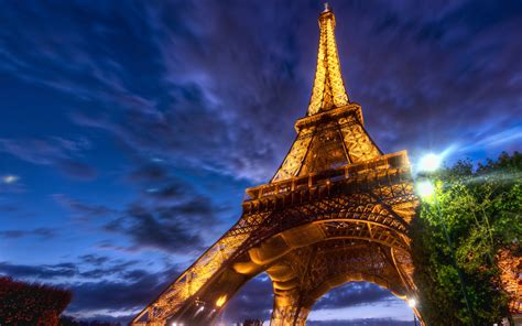 view full size image view full size more eiffel tower hdr hd free 3d desktop