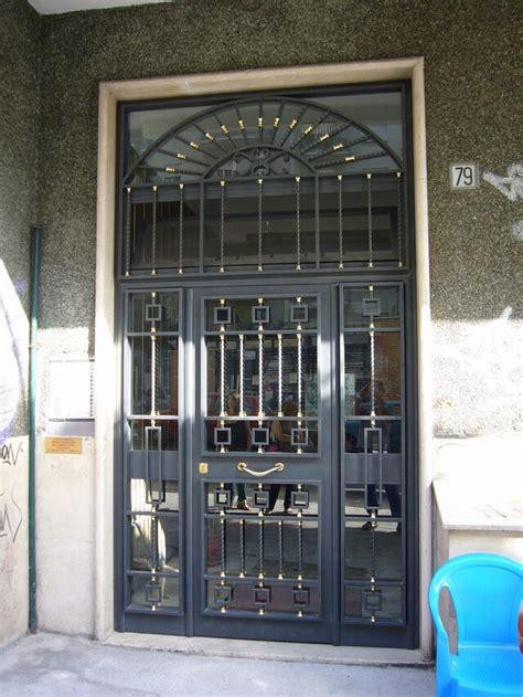 persiane in ferro zincato prezzi cancelli condominiali portoni in ferro o m c m infissi roma