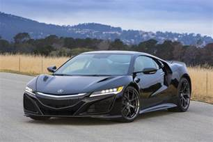 Acura Nsx 2015 Hp 2017 Acura Nsx Features 573 Hp Arriving 2016