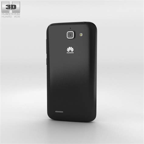 Huawei Ascend G730 Pictures huawei ascend g730 black 3d model hum3d