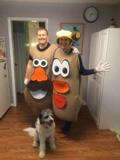 Costume Mr And Mrs Potato Printables