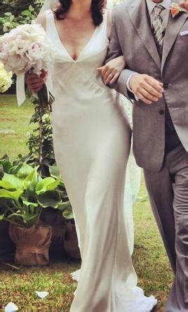 deco wedding dress for sale elizabeth fillmore deco 2 525 size 6 used wedding dresses