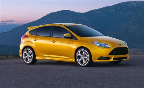 turbocharged by nasa the 2013 ford focus st