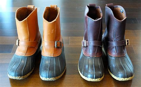 ll bean lounger boot ll bean boot loungers then and now 187 clay soul