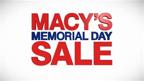 Mattress Sale Memorial Day by Macy S Memorial Day Mattress Sale Tv Commercial Big
