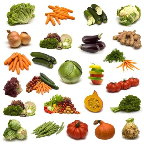 Detox Vegetables vegetable and fruit for health and