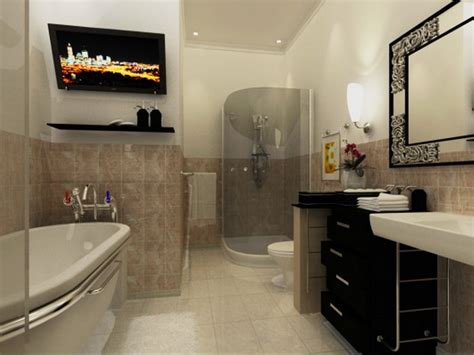 Interior Bathroom Design by Modern Luxury Bathroom Interior Design Ideas 2011