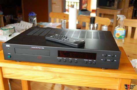 Amc Live Radio Player Amc Cd6b Cd Player Photo 452124 Canuck Audio Mart