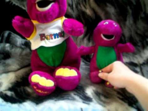 Ces 2007 Dino And Friend Webcams by My 2nd Barney Doll Vidoemo Emotional Unity