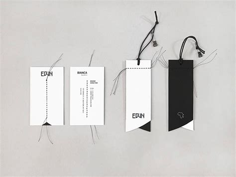 Fpo Edun Re Brand Clothing Label Design Templates
