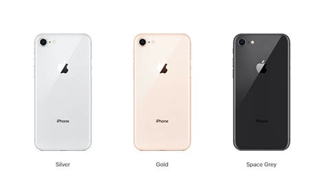 iphone 8 colors iphone 8 colors what shades does the new iphone come in techradar