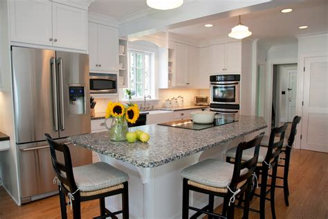 photos of kitchen islands with seating kitchen island best narrow kitchen island with seating