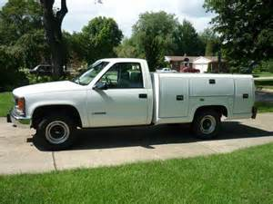 Chevrolet Utility Trucks Purchase Used Chevy 3500 Service Utility Bed Reading
