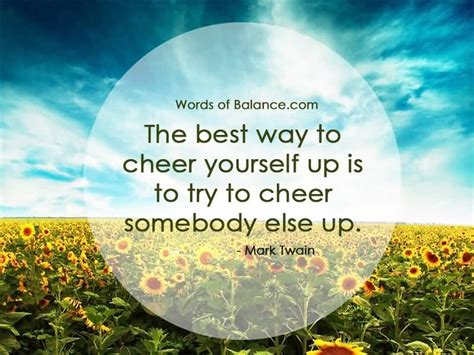 10 Ways To Cheer Yourself Up by Cheer Up My Self Quotes Quotesgram