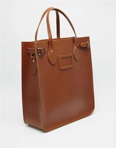 cambridge satchel company the leather south tote bag