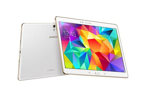 samsung galaxy tab s 10 5 quot 4g lte wi fi dazzling white
