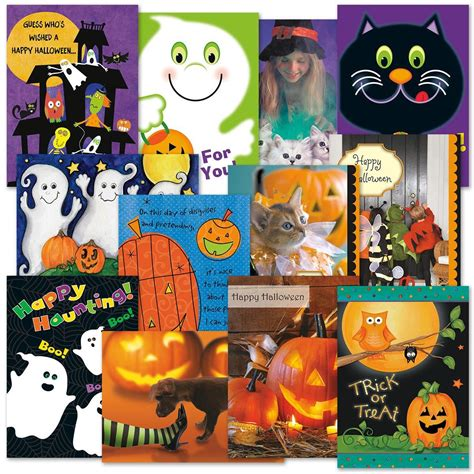 Gift Card Value - 12 halloween cards value pack current catalog