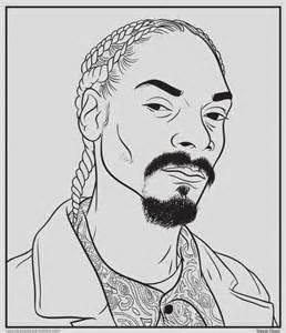 Illustrator Shea Serrano Release 'Rap Coloring And Activity Book sketch template