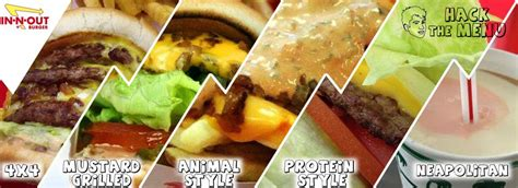 In-N-Out Secret Menu | #HackTheMenu Arby S Menu Prices