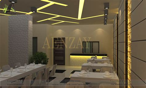 interior decoration in home software house cafeteria design by aenzay aenzay interiors architecture