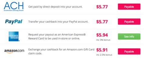 How Do American Express Gift Cards Work - topcashback now offers payout in amex gift cards points miles martinis