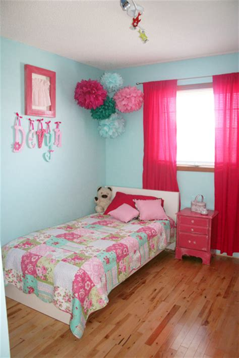 girls room colors bouncing off the walls finally big girl room reveal
