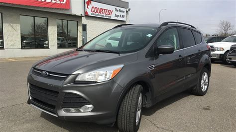 ford escape grey 2014 ford escape se sterling grey metallic courtesy