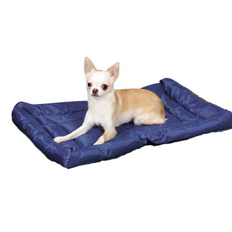 water resistant dog bed slumber pet water resistant dog bed royal blue baxterboo