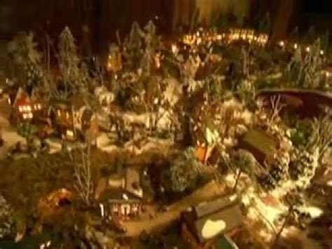 epic amazing best christmas village must see youtube