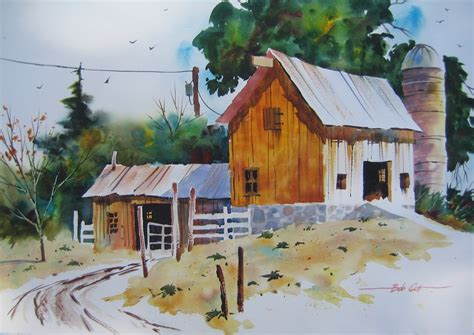tony couch paintings for sale gallery bob cox watercolors