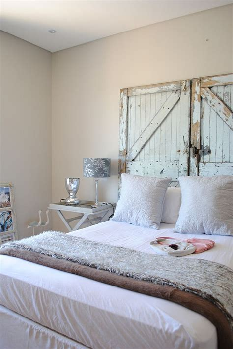 interesting headboards 50 delightfully stylish and soothing shabby chic bedrooms