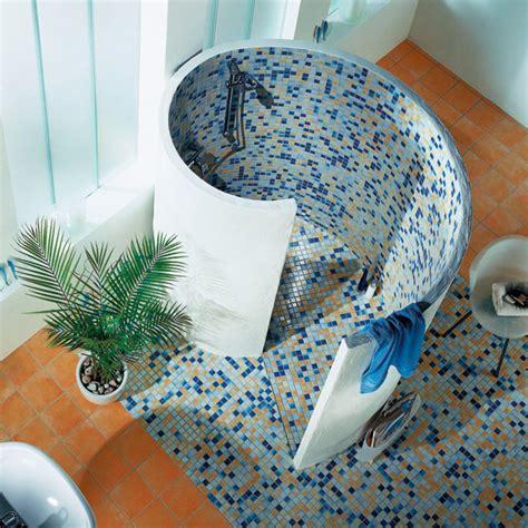 fishzero runde duschen selbst bauen verschiedene - Runde Duschen